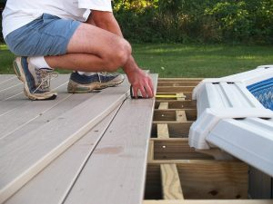 Pool Deck Materials For Your Above-Ground Pool