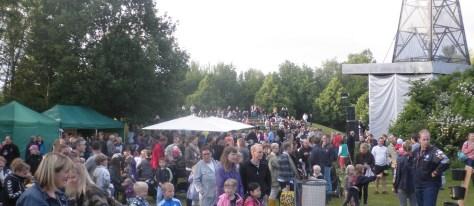 Friluftscenen i Skovlunde Bypark