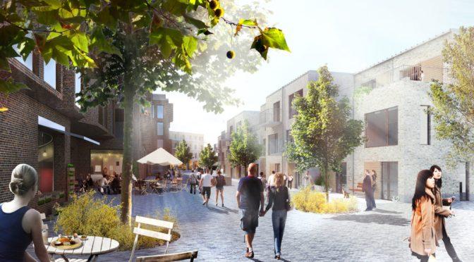 Borgermøde om lokalplan for Skovlunde Bymidte