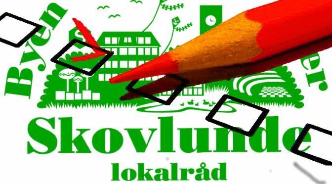 Valg til Skovlunde Lokalråd 6. marts