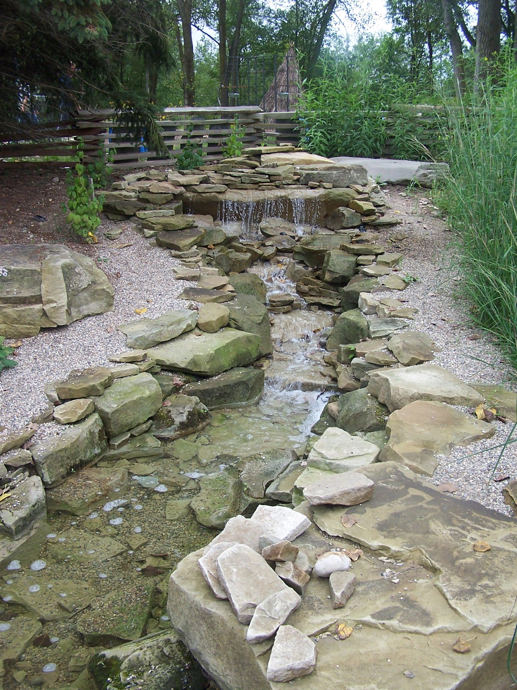 Photos of Matthaei Botanical Garden - Ann Arbor, Michigan ... on Backyard Stream Ideas id=75874