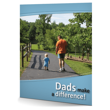 Dads Make a Difference Booklet