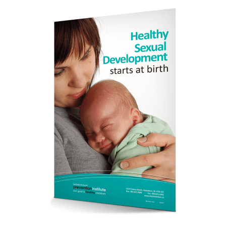 Healthy Sexual Development Starts at Birth
