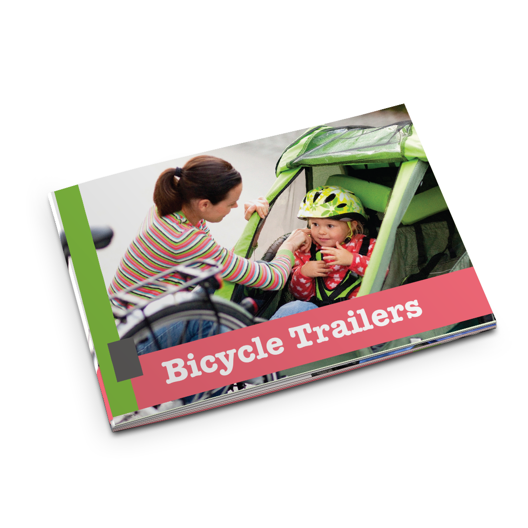 4-027: Bicycle Trailer