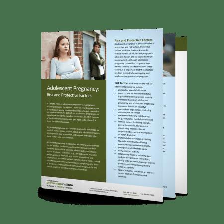 7-534: Adolescent Pregnancy Risk and Protective Factors