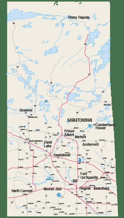 CAPC Map