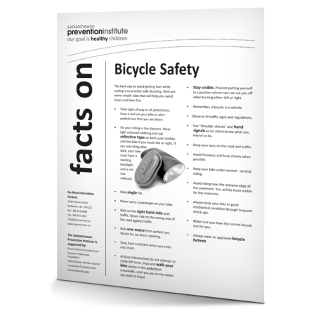 4-202: Bicycle Safety