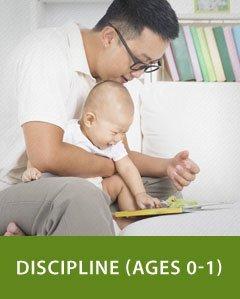 Discipline (Ages 0-1)