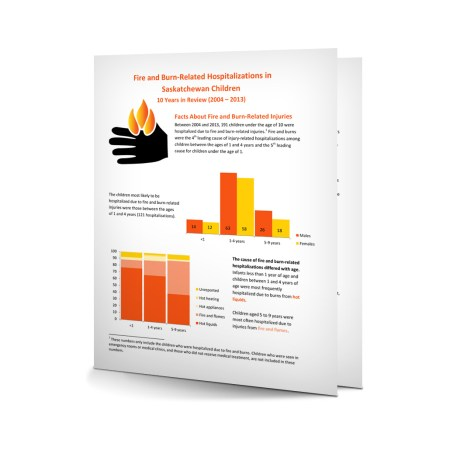 4-405: Fire and Burn-Related Hospitalizations Summary