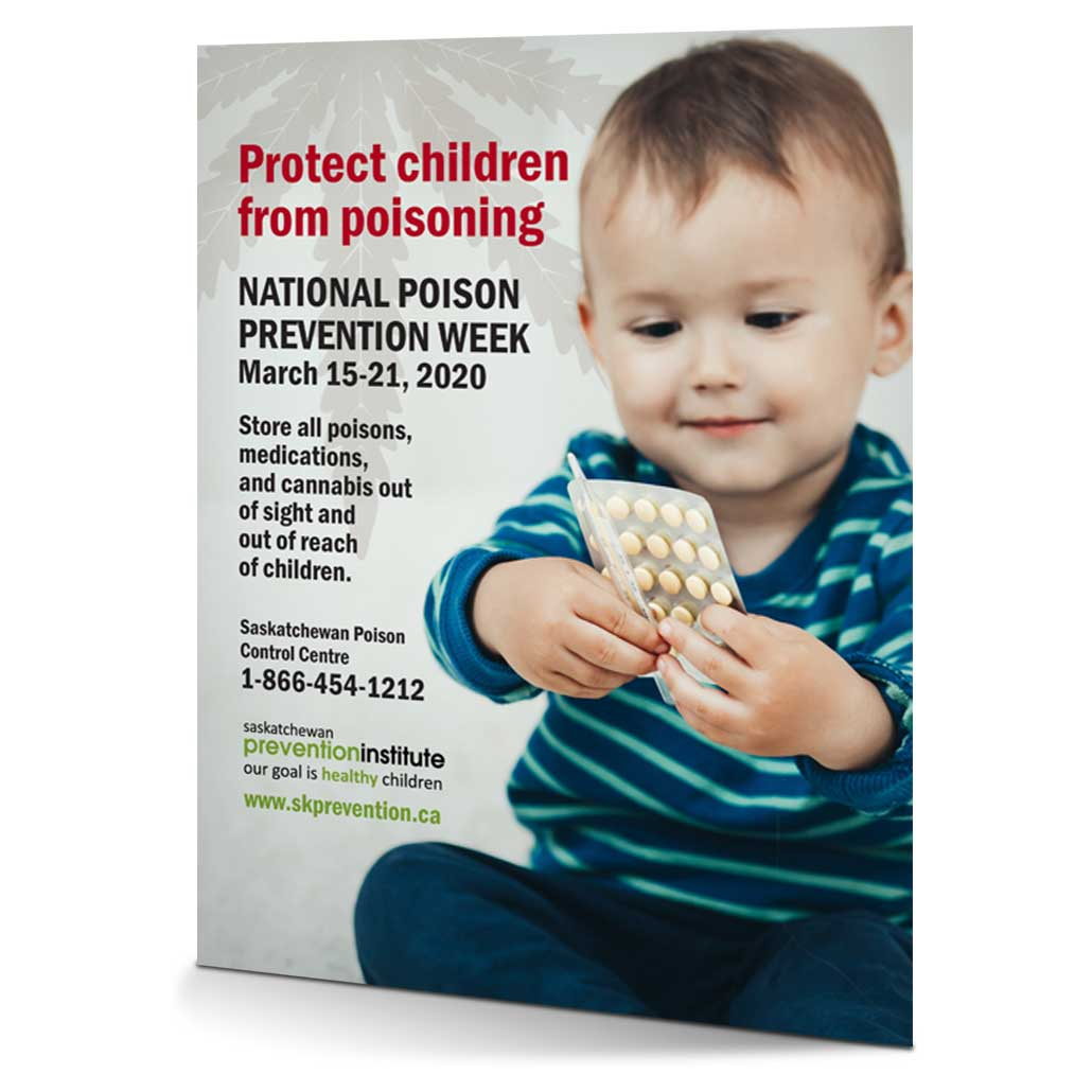 National Poison Prevention Week Poster