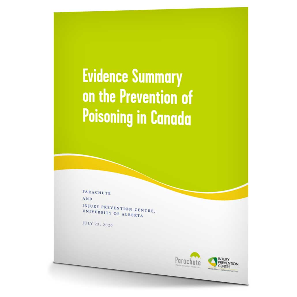 Evidence Summary on Poisoning in Canada