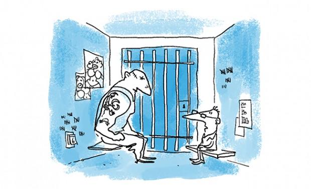 linkGRC illustration københavn fængsel præsentation