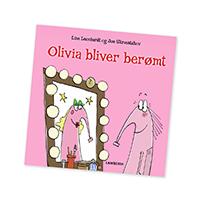 Thumb børnebog tegner Olivia