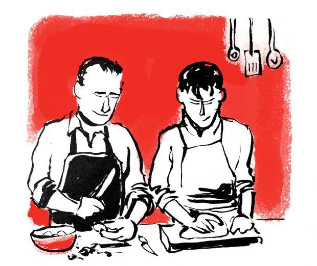 kok catering mad tegner Skræntskov
