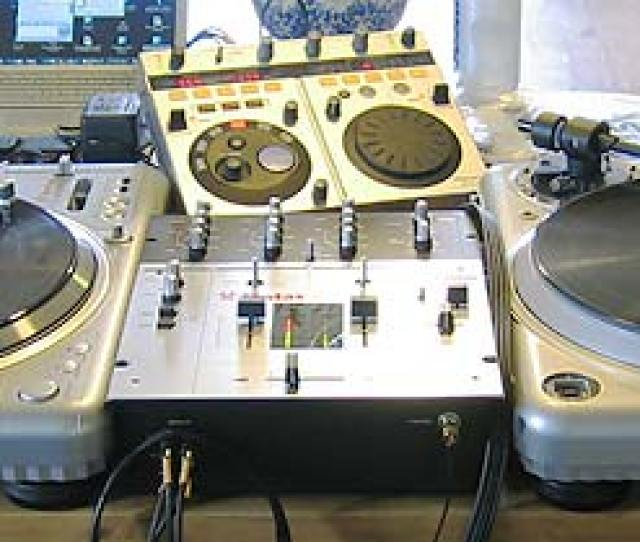 But You Cant Stop The March Of Technology And Vestax Have Realised That The Scratch Scene Is Beginning To Demand More