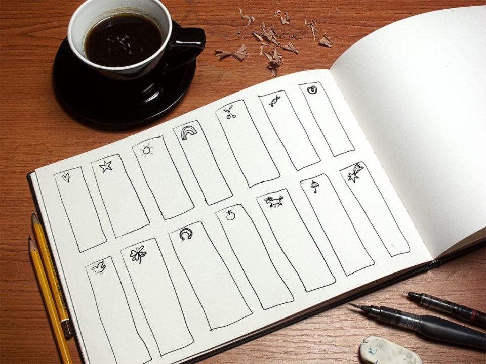 еще один способ загадать желания на новый год   Домашнеее издательство Skrebeyko