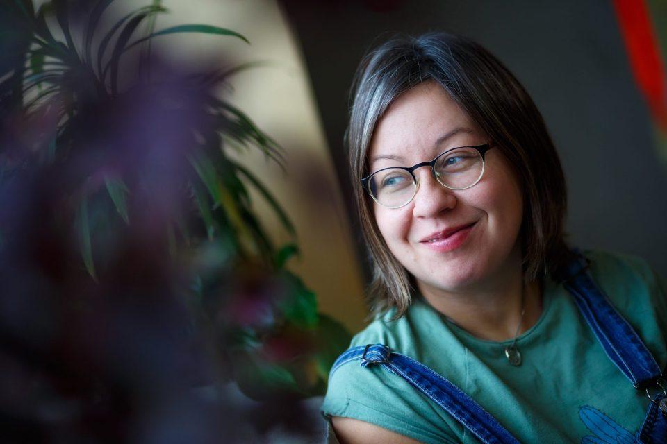 Силы даются на дело –интервью Ольги Скребейко | Домашнее издательство Skrebeyko