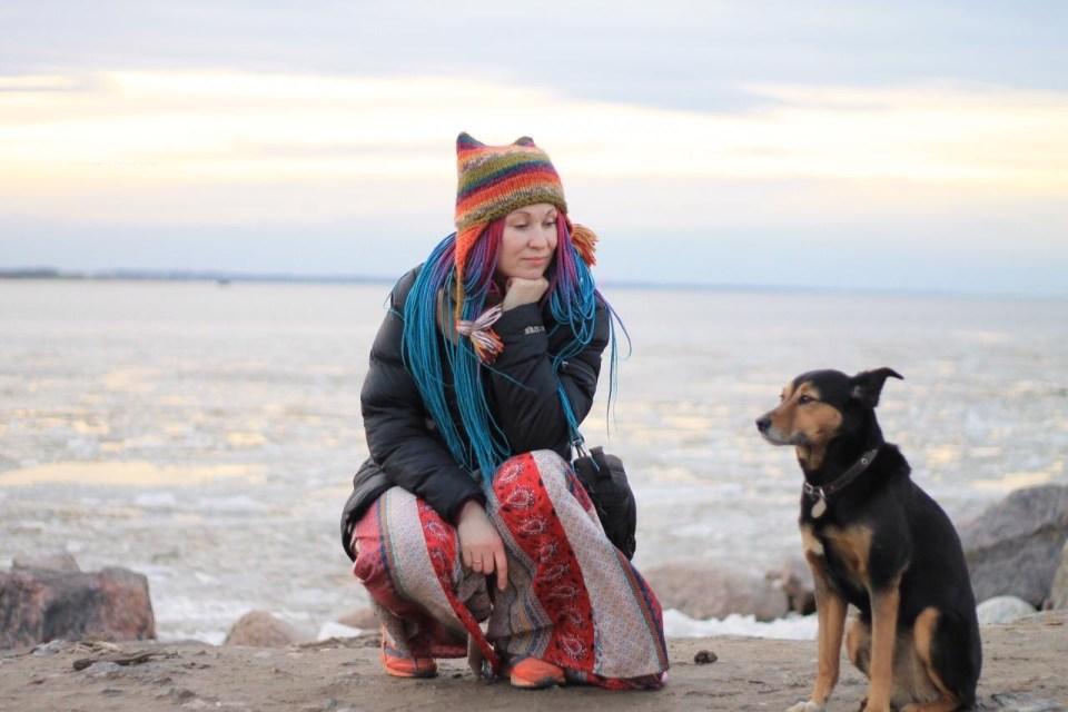 Как несостоявшийся Tesoro weekend изменил жизнь Юли | Домашнее издательство Skrebeyko