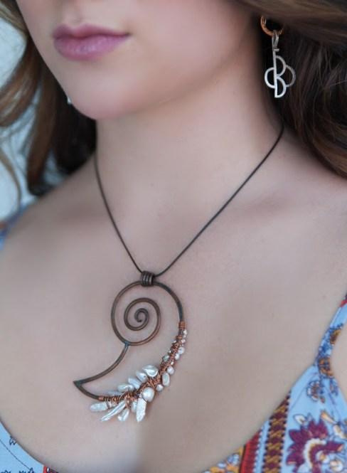 Pearl Encrusted Nautilus