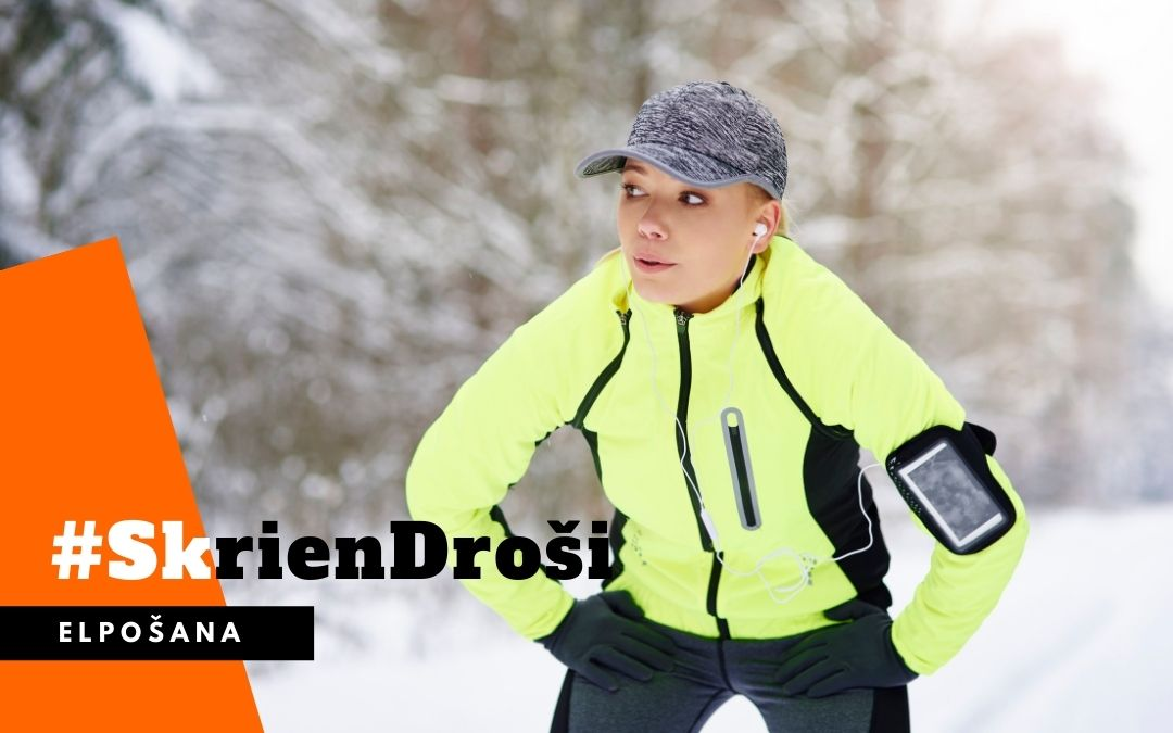 Kā pareizi elpot, skrienot ziemā? (2021)