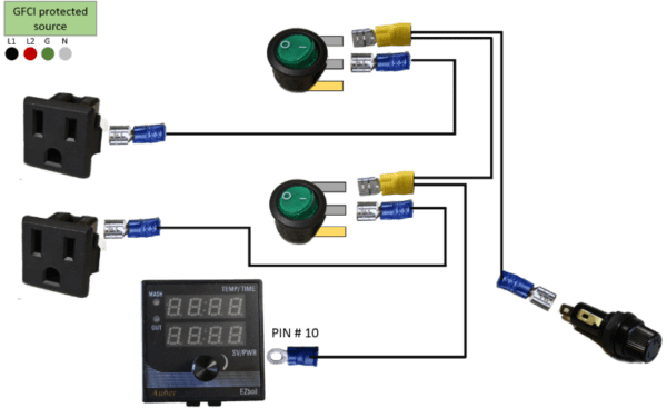 the all in one brewing control panel  skrilnetz