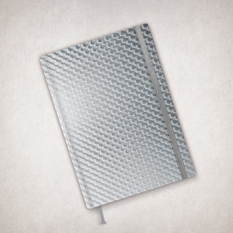Carbonic-metal-silver