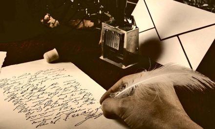 Skriv en dikt på blankvers om din idol