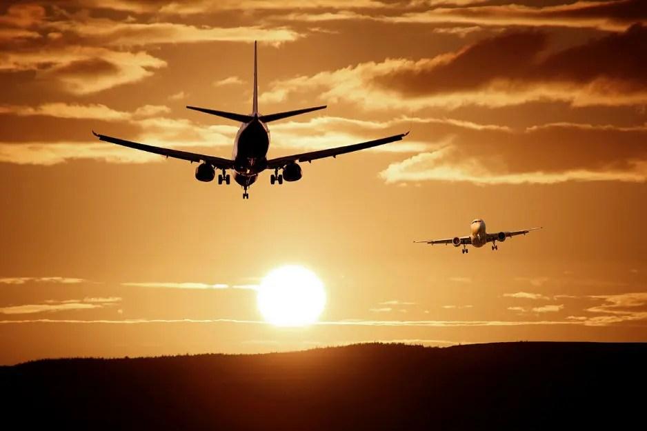 100 ord om flygresor
