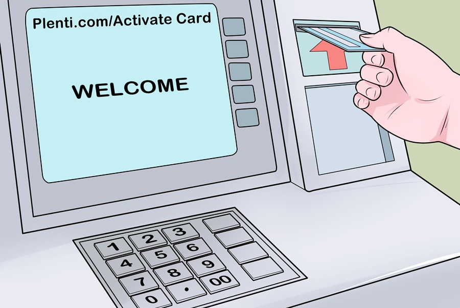 Plenti.com/Activate card - Activate Your Plenti Card
