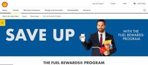 Shell.us/GetRewards - Save with the Fuel Rewards Program