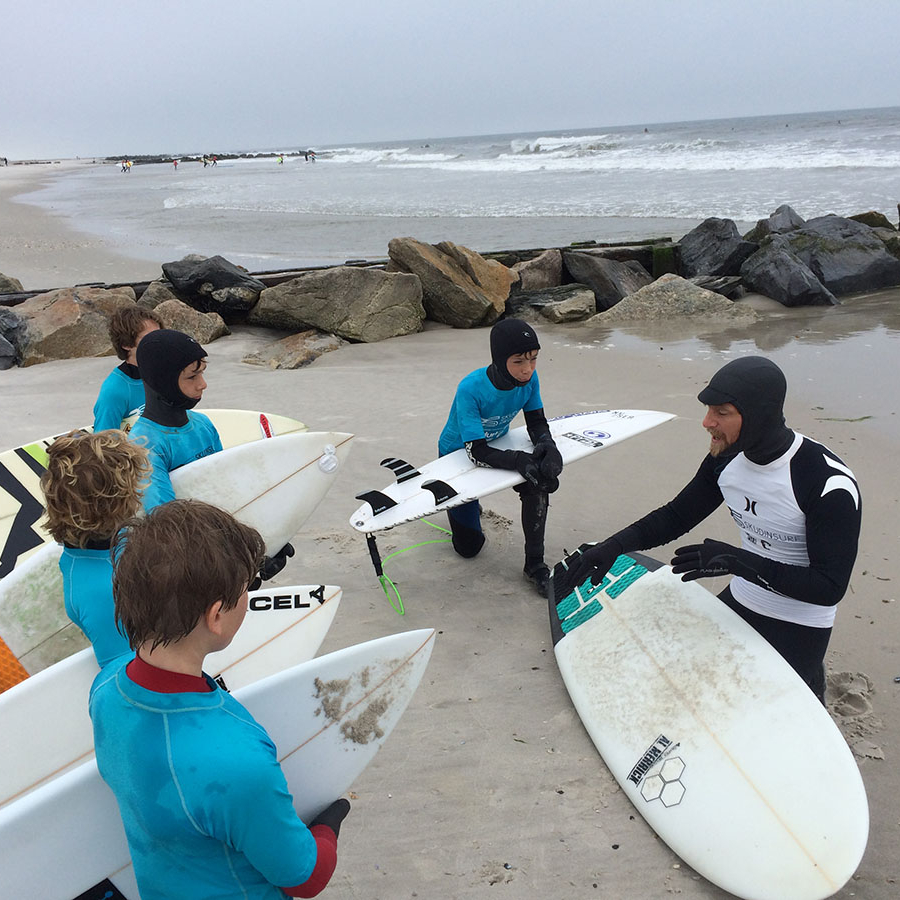 Spring Surf Lessons