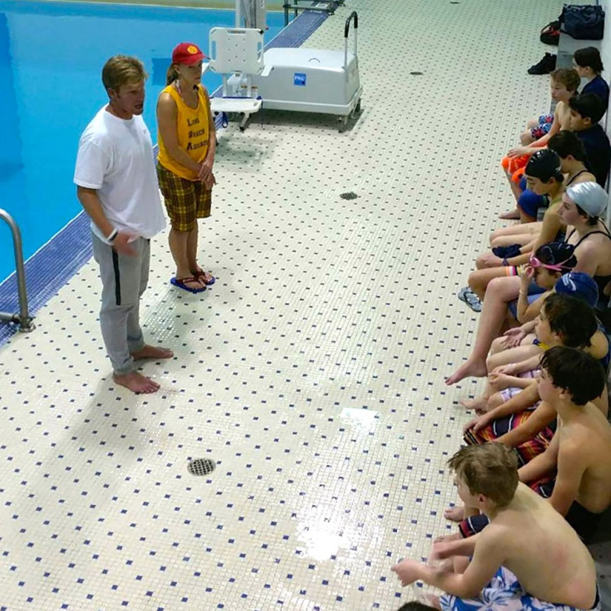Swim and Surf Clinic