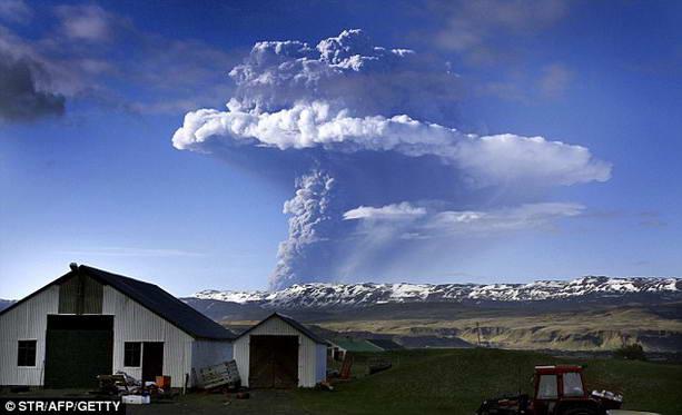 вулкан Гримсвотн