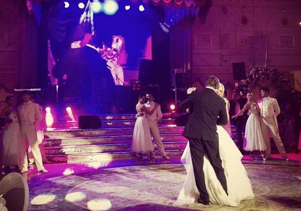 свадьба Леры Кудрявцевой и Игоря Макарова