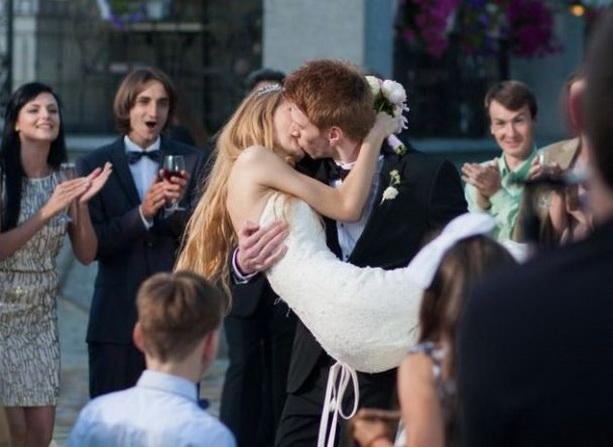 Никита Пресняков Аида Калиева свадьба