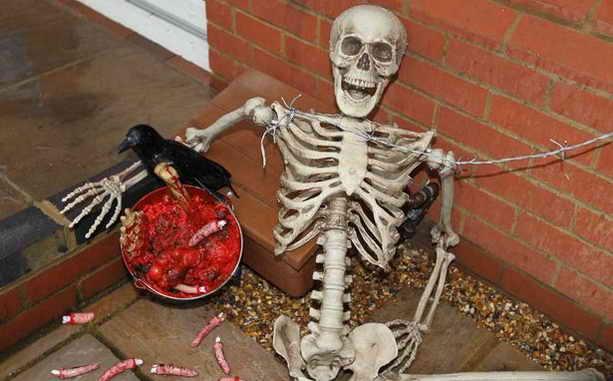 Хэллоуин в стиле техасской резни