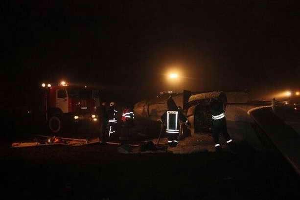Казань авиакатастрофа Boeing737