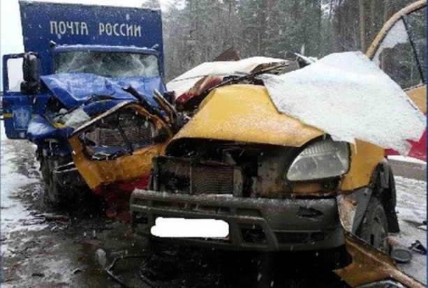ДТП на Урале