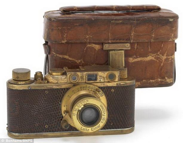 Leica Luxus II фотоаппарат