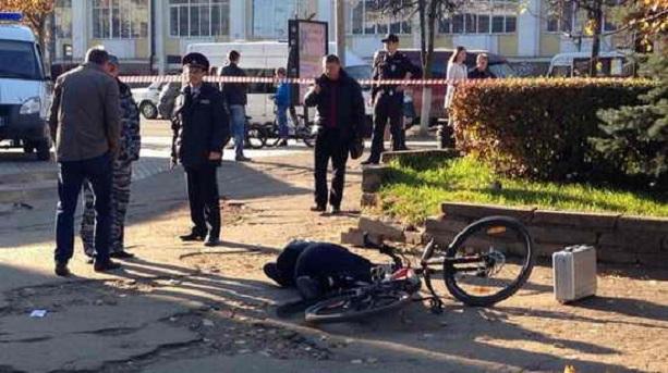 Стрельба в Смоленске 4 октября 2014