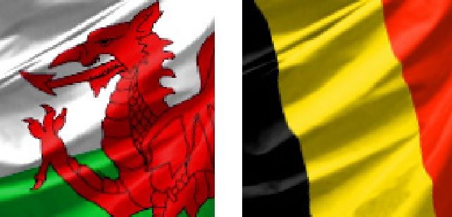 Уэльс – Бельгия