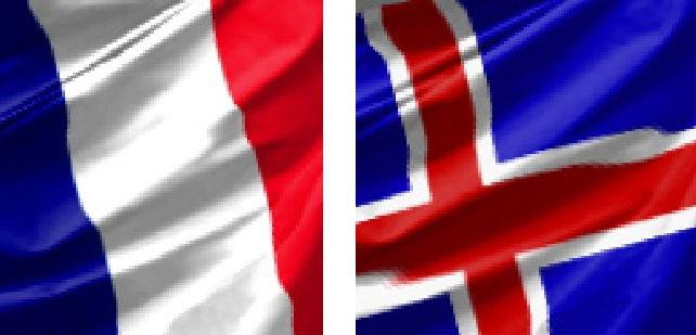 Франция — Исландия
