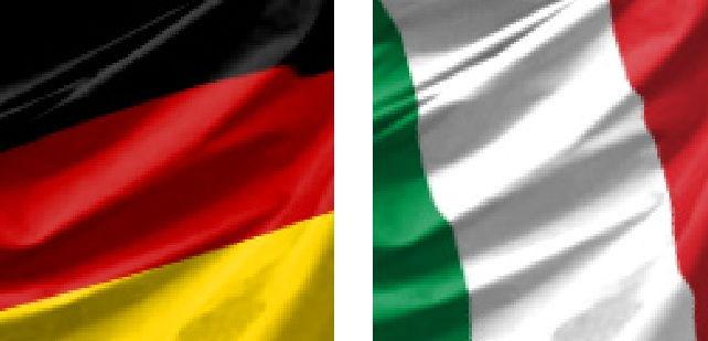 Германия — Италия