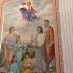 Фреска Порошенко. Что означает она с изображением семьи Петра Порошенко