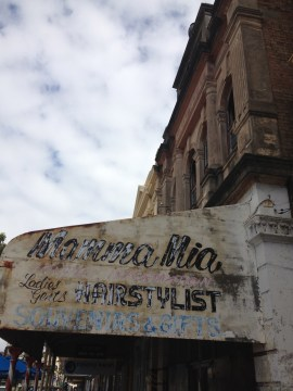 Townsville ghost town
