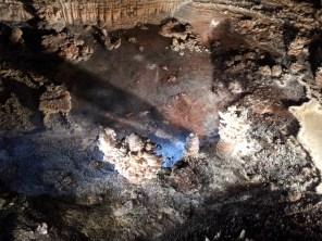 Dogtooth Spars, Yarrangobilly Caves