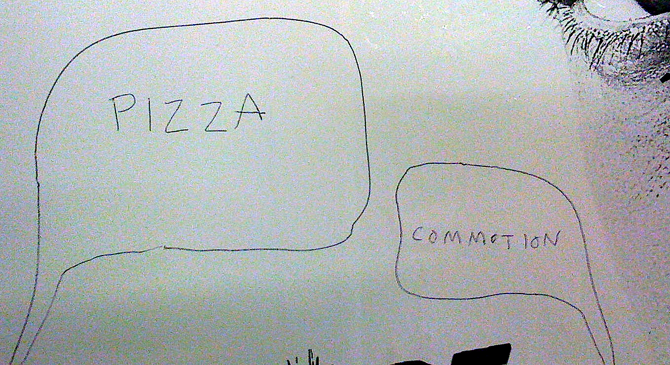 Pizza Commotion
