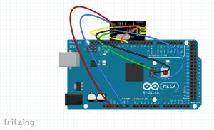 Arduino RX Breadboard