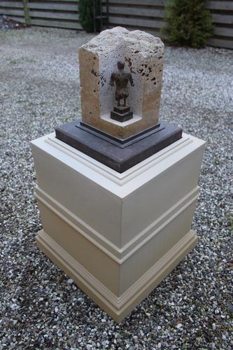 Ind i skulpturen