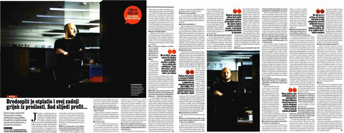 Tomislav Debeljak - KRALJ HRVATSKE METALSKE INDUSTRIJE